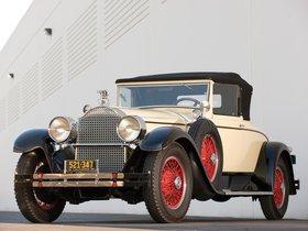 Fotos de Packard Custom Eight Convertible Coupe by Dietrich 1928