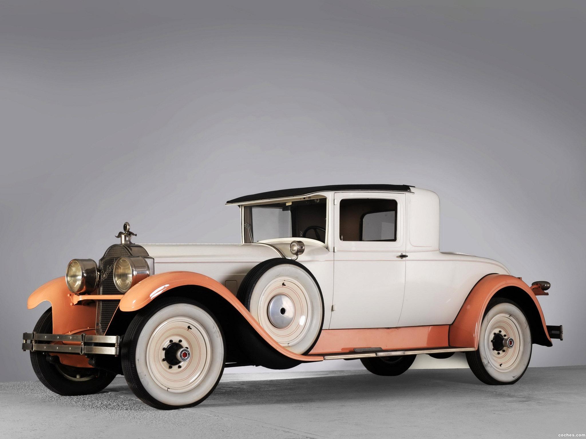 Foto 0 de Packard Custom Eight Coupe 1928