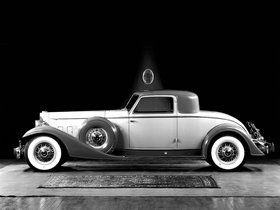 Ver foto 2 de Packard Custom Twelve Coupe by Dietrich 1933