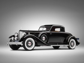 Ver foto 6 de Packard Custom Twelve Coupe by Dietrich 1933