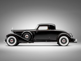 Ver foto 4 de Packard Custom Twelve Coupe by Dietrich 1933