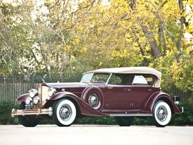 Ver foto 4 de Packard Custom Twelve Sport Phaeton by Dietrich 1933