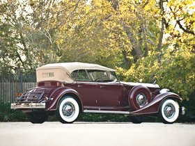 Ver foto 3 de Packard Custom Twelve Sport Phaeton by Dietrich 1933