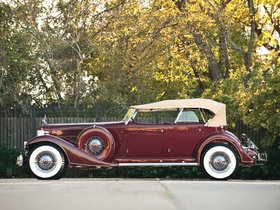 Ver foto 2 de Packard Custom Twelve Sport Phaeton by Dietrich 1933