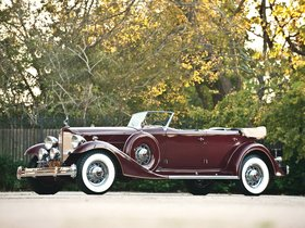 Ver foto 1 de Packard Custom Twelve Sport Phaeton by Dietrich 1933
