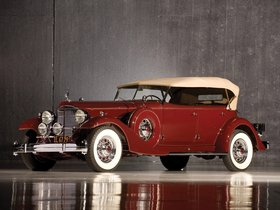 Ver foto 11 de Packard Custom Twelve Sport Phaeton by Dietrich 1933