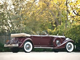 Ver foto 9 de Packard Custom Twelve Sport Phaeton by Dietrich 1933