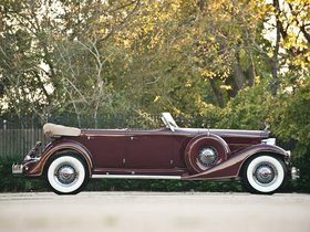 Ver foto 8 de Packard Custom Twelve Sport Phaeton by Dietrich 1933
