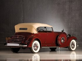 Ver foto 7 de Packard Custom Twelve Sport Phaeton by Dietrich 1933