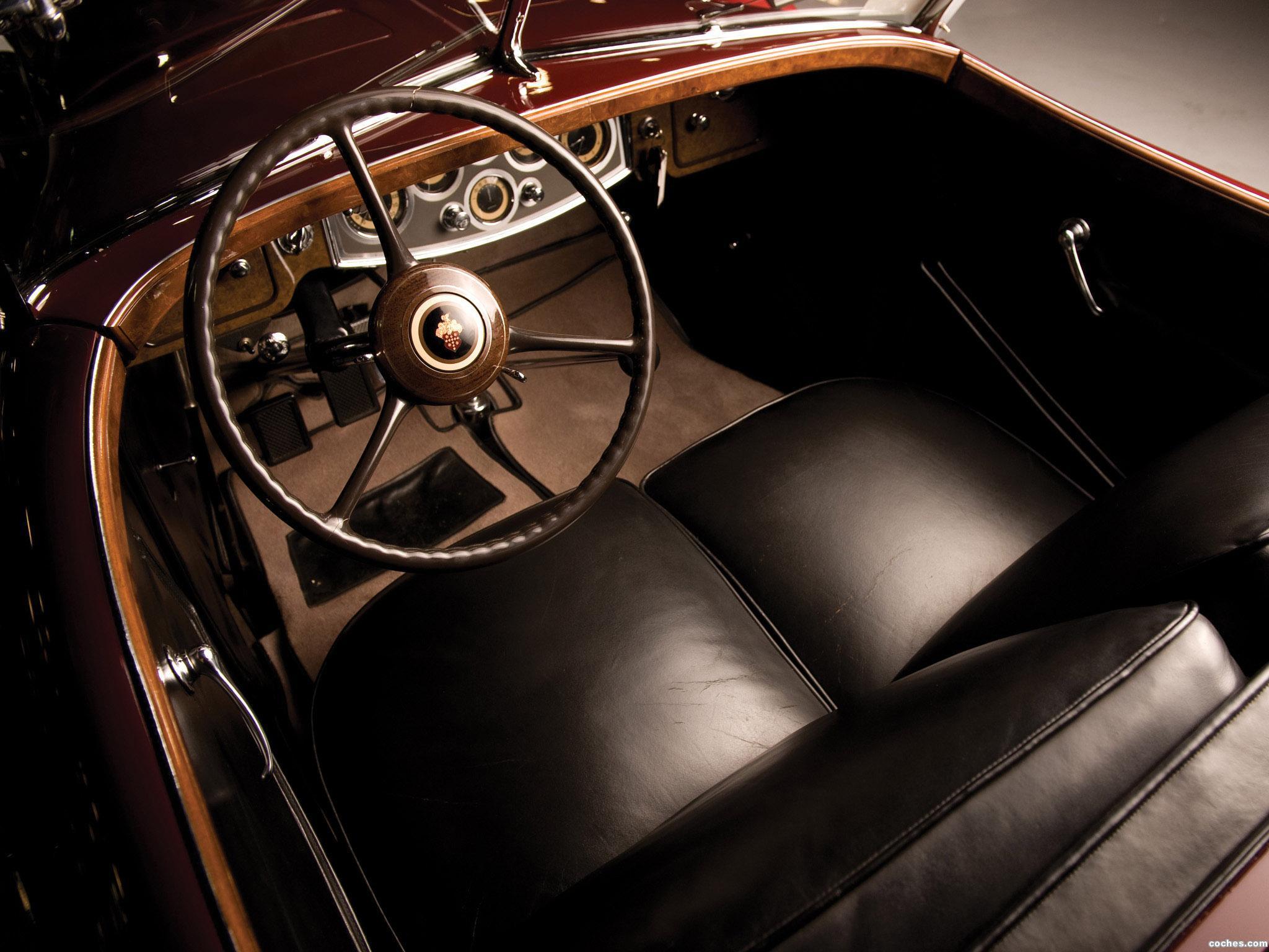 Foto 13 de Packard Custom Twelve Sport Phaeton by Dietrich 1933