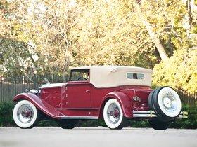 Ver foto 2 de Packard Deluxe Eight Convertible Victoria by Rollston 1931