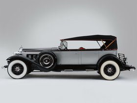 Ver foto 2 de Packard Deluxe Eight Phaeton 1930
