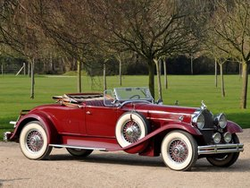 Ver foto 8 de Packard Deluxe Eight Roadster by LeBaron  1930