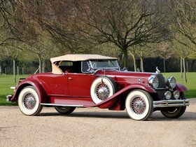 Ver foto 7 de Packard Deluxe Eight Roadster by LeBaron  1930