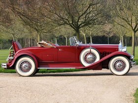 Ver foto 5 de Packard Deluxe Eight Roadster by LeBaron  1930
