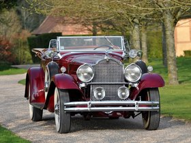 Ver foto 4 de Packard Deluxe Eight Roadster by LeBaron  1930