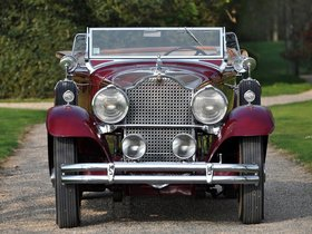 Ver foto 3 de Packard Deluxe Eight Roadster by LeBaron  1930