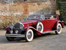 Ver foto 2 de Packard Deluxe Eight Roadster by LeBaron  1930