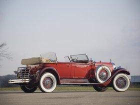 Ver foto 3 de Packard Deluxe Eight Sport Phaeton 1929