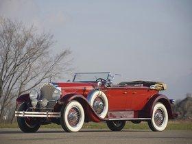 Ver foto 2 de Packard Deluxe Eight Sport Phaeton 1929