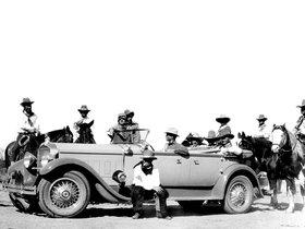 Fotos de Packard Deluxe Eight Sport Phaeton 1929