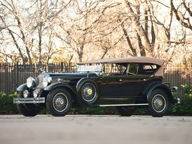 Ver foto 4 de Packard Deluxe Eight Sport Phaeton 1930