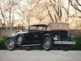 Ver foto 3 de Packard Deluxe Eight Sport Phaeton 1930