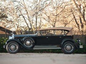 Ver foto 2 de Packard Deluxe Eight Sport Phaeton 1930