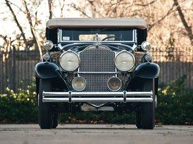Ver foto 1 de Packard Deluxe Eight Sport Phaeton 1930