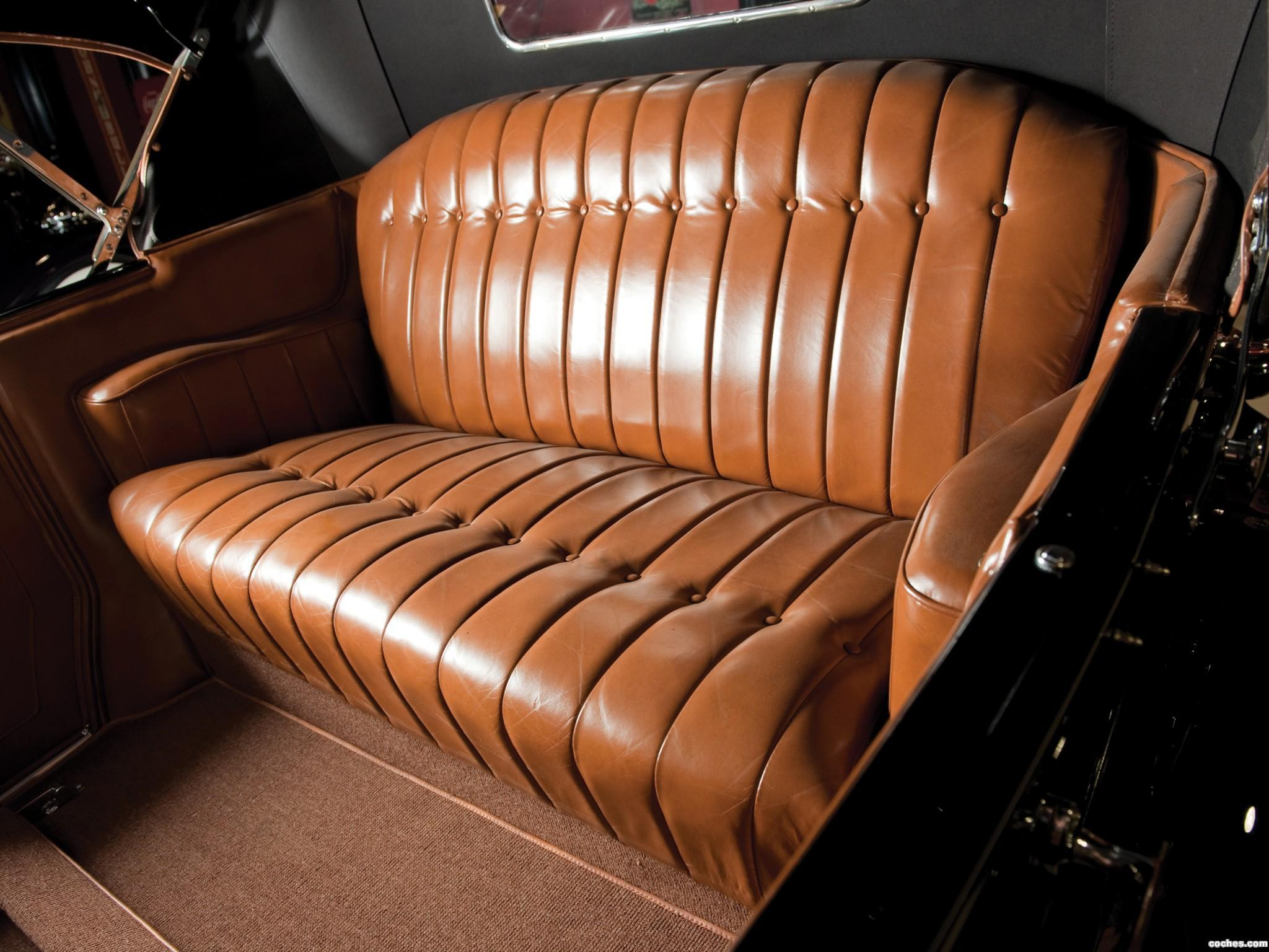Foto 5 de Packard Deluxe Eight Sport Phaeton 1930
