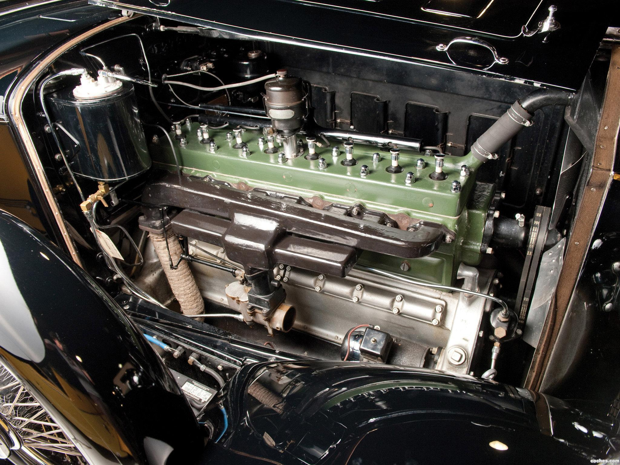 Foto 4 de Packard Deluxe Eight Sport Phaeton 1930