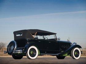 Ver foto 4 de Packard Deluxe Eight Sport Phaeton 1931