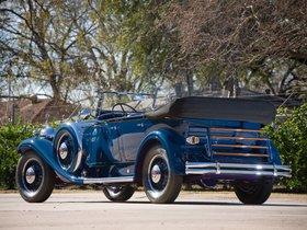 Ver foto 2 de Packard Deluxe Eight Sport Phaeton 1931