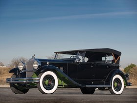 Ver foto 1 de Packard Deluxe Eight Sport Phaeton 1931