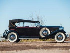 Ver foto 5 de Packard Deluxe Eight Sport Phaeton 1932