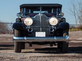 Ver foto 4 de Packard Deluxe Eight Sport Phaeton 1932