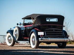 Ver foto 3 de Packard Deluxe Eight Sport Phaeton 1932