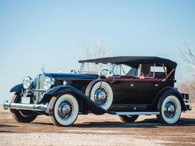 Fotos de Packard Deluxe Eight Sport Phaeton 1932