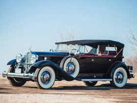 Ver foto 1 de Packard Deluxe Eight Sport Phaeton 1932