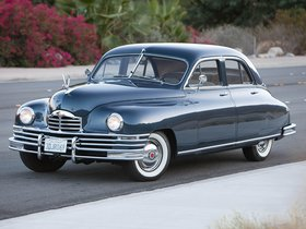 Ver foto 6 de Packard Deluxe Eight Touring Sedan 1948