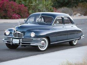 Ver foto 6 de Packard Deluxe Eight Touring Sedan 1948