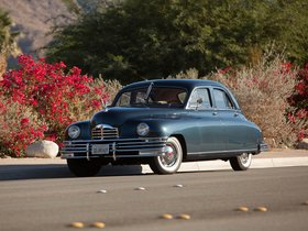 Ver foto 4 de Packard Deluxe Eight Touring Sedan 1948