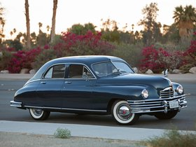 Ver foto 2 de Packard Deluxe Eight Touring Sedan 1948