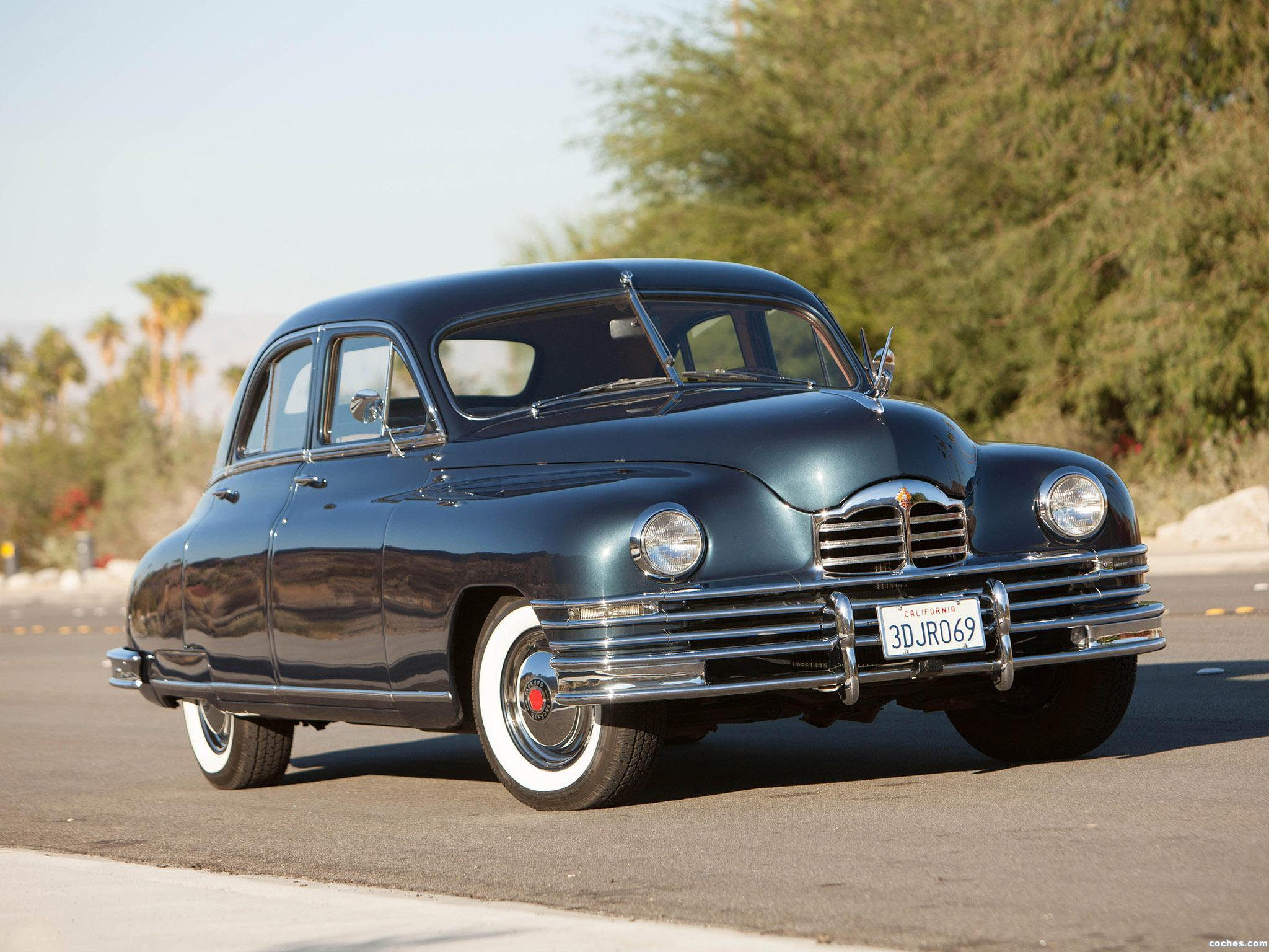 Foto 0 de Packard Deluxe Eight Touring Sedan 1948