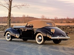 Ver foto 4 de Packard Eight Convertible Victoria by Darrin 1939