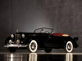 Ver foto 3 de Packard Eight Convertible Victoria by Darrin 1939