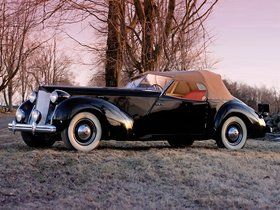 Ver foto 2 de Packard Eight Convertible Victoria by Darrin 1939