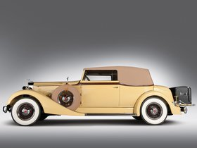 Ver foto 2 de Packard Eight Convertible Victoria 1934