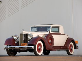 Ver foto 3 de Packard Eight Coupe 1934
