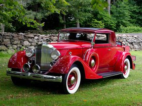 Ver foto 1 de Packard Eight Coupe 1934
